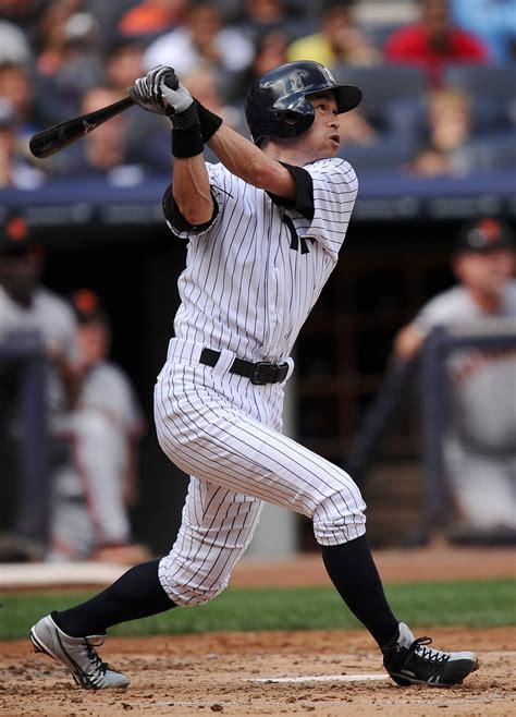 Suzuki Yankees by Ichiro Suzuki In San Francisco Giants V New York Yankees