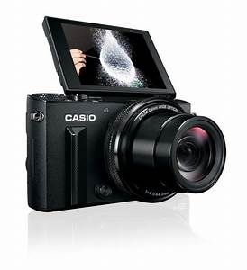 Casio's latest Exilim high-speed camera can sync with up ...