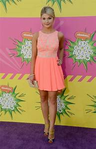 Stefanie Scott - 2013 Kids Choice Awards -02 - GotCeleb