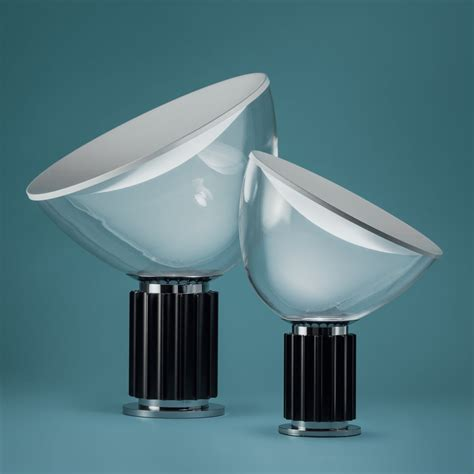 Taccia Small Led Table Lamp By Flos In The Shop