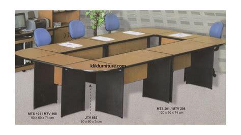meja rapat  meeting sucitra harga promo