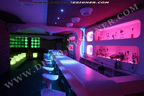 led home interior lights modern nightclub wall led lighting and decor bar lounge