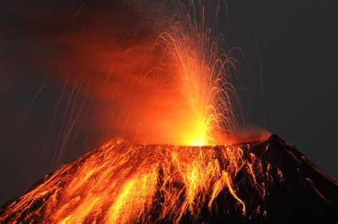 Volcano Images Will Yellowstone Volcano Erupt Millions Could Be