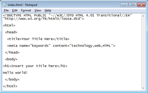 Resume Creation Using Html by Html Part 3 Headers And Basic Text Formatting