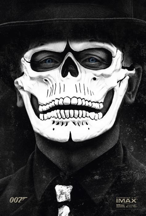 12 spectre_james bond_day of dead mask imax poster