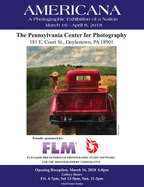 Pennsylvania Center For Photography  Pennsylvania Center