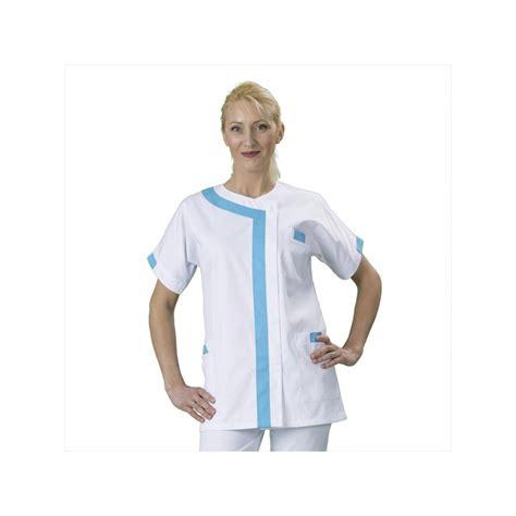 blouse de cuisine pas cher tenue infirmière aide soignante hôpital jul302t label blouse