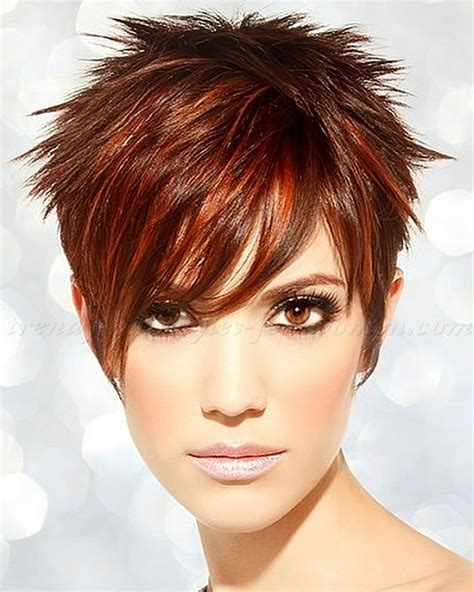 Short Spiky Haircuts & Hairstyles For Women 2018  Page 2