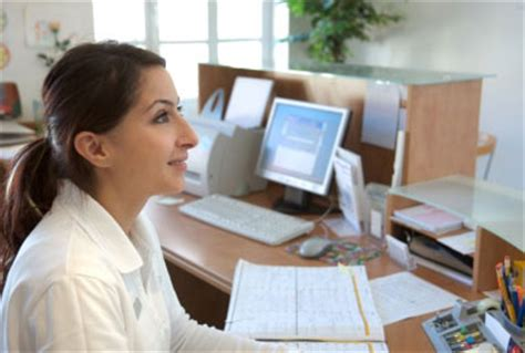 Front Desk Receptionist Salary Uk top 10 in demand healthcare titles 2015