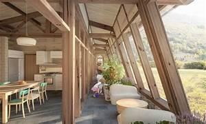 Serre Maison Du Monde : architectes maison autonome durable ~ Premium-room.com Idées de Décoration