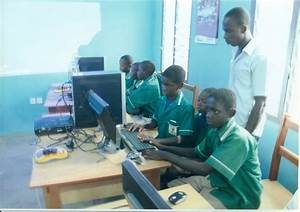 Computers for new Community Information Center in rural ...