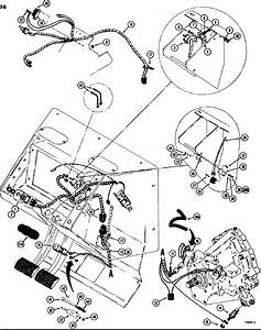 Case 580 Backhoe Wiring