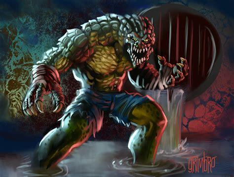 Killer Croc Favourites By Wargreymon43 On Deviantart