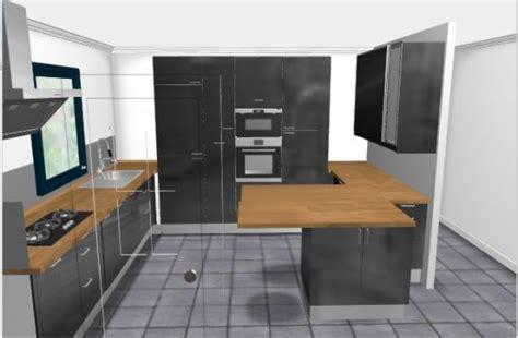 cuisine noir laqu 233 ikea id 233 es de d 233 coration et de mobilier pour la conception de la maison