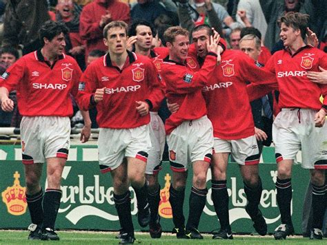 Classic FA Cup collisions between Manchester United and ...