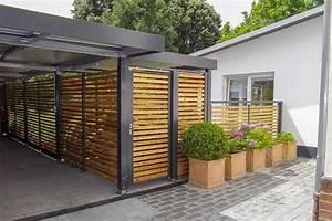 Fertiggaragen Aus Holz : klassische garage schuppen bilder carport mit ~ Articles-book.com Haus und Dekorationen
