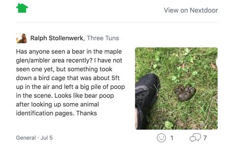 See 48 unbiased reviews of meraki coffee roasters, rated 5 of 5 on tripadvisor and ranked #7 of 179 restaurants in male. Has There Been a Bear Sighting in the Ambler Area? - Around Ambler