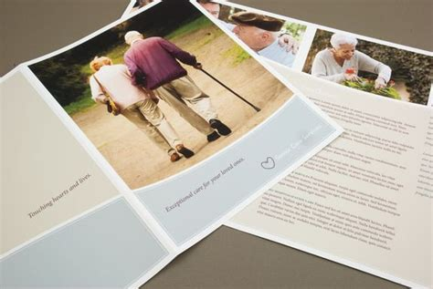 business cards templates  home care nursing