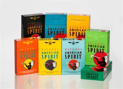 American Spirit Light by American Spirits And Its So Called Cigarettes