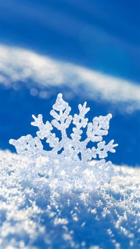 snowflake iphone wallpaper 2015 christmas themed iphone 6 plus wallpaper ideas for Snowf