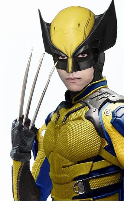 Cosplay Wolverine Costume Yellow Uncanny Marvel Logan