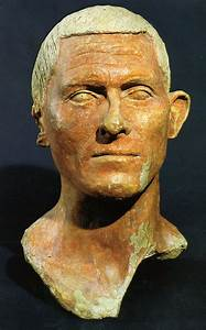 portrait sculpture and piety
