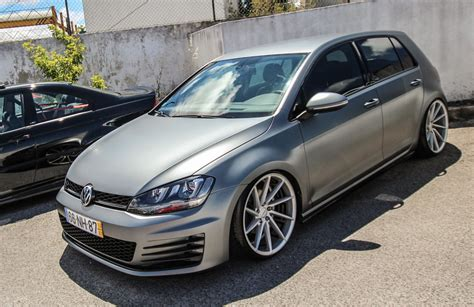 golf 7 tuning vw golf mk7 tuning pictures