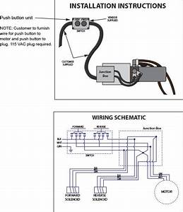 Dock Leveler Wiring Diagram
