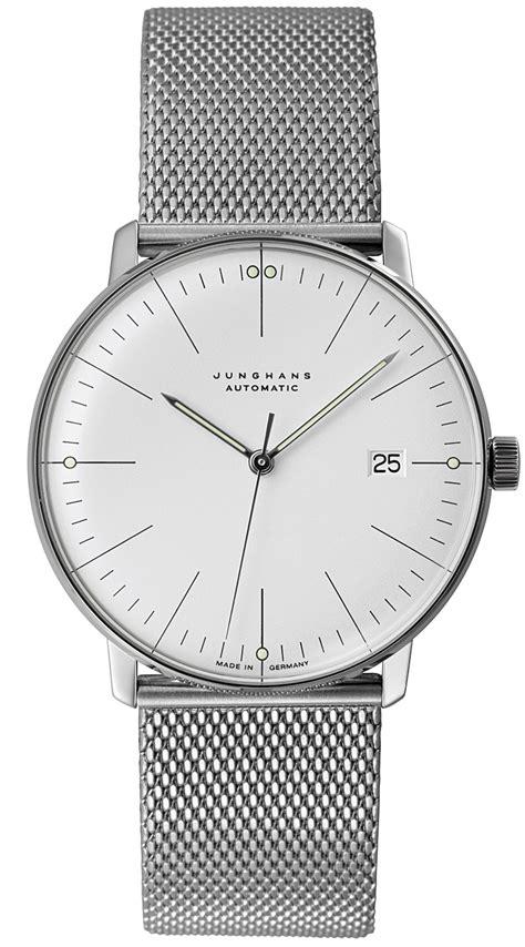 Junghans Max Bill Automatic Herrenuhr 027400244 • Uhrcenter