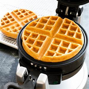 Classic Buttermilk Waffles Cook39s Illustrated
