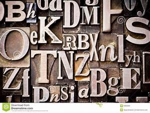 random alphabet stock photos image 5985993 With leather press letters