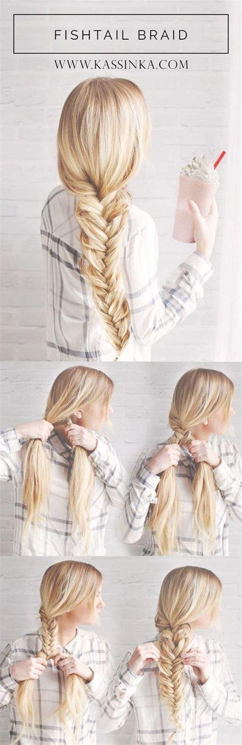 super easy diy braided hairstyles for wedding tutorials