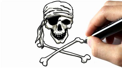 chaise tete de mort dessine pas à pas une tete de mort pirate des caraibes