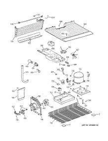 parts  ge htrbbmbrww refrigerator appliancepartsproscom