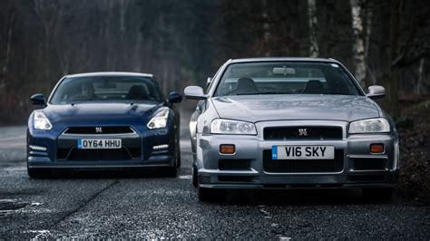Gtr Generations Wallpaper by Nissan Skyline Gtr R34 Wallpaper 75 Images
