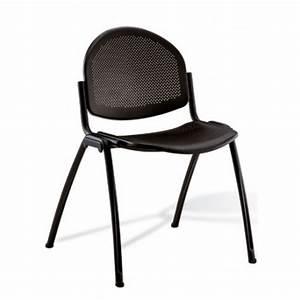 Vente Privee Chaise : chaise de bureau pour visiteur d 39 entreprise pas cher ~ Teatrodelosmanantiales.com Idées de Décoration