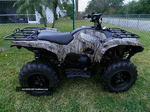 2008 Yamaha Grizzly 700 Eps 4x4  Auto  Warn Winch  Tires