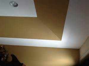 painting a tray ceiling to add interest interior design