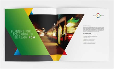 Design Brochure by 25 Really Beautiful Brochure Designs Templates For
