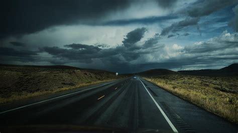 hd hintergrundbilder weg verkehr auto wolken desktop