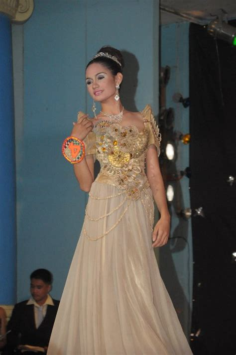 native filipiniana gown sewing projects burdastylecom
