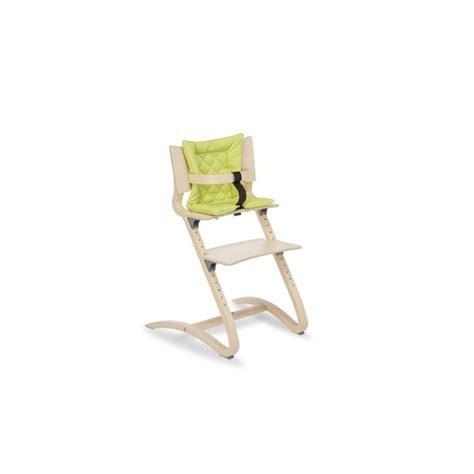 chaise haute leander coussin pour chaise haute évolutive leander naturiou
