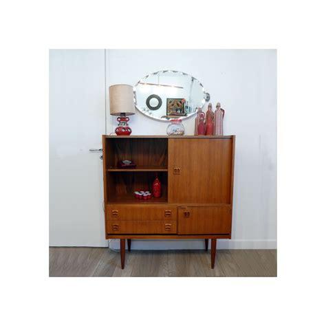 Buffet Vintage Pas Cher  Maison Design Wibliacom