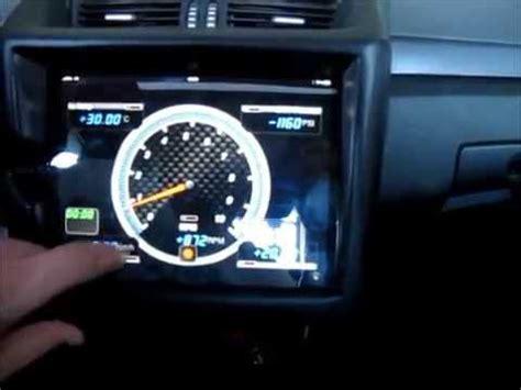 ipad  car install  modifying  dashboard