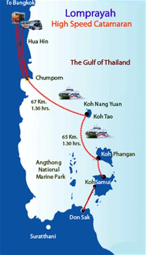 Fast Boat Phuket To Koh Samui by Ferries Koh Samui