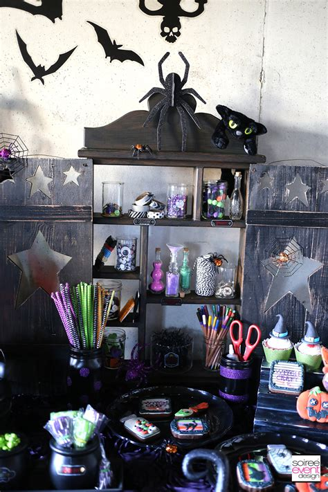 Witch Themed Halloween Party | Best Witch Diy Halloween Decorations Ideas And Images On Bing