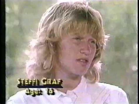 hilton head final steffi graf  chris evert part  youtube