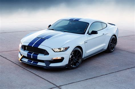 Wallpaper Ford Mustang, Shelby Gt350, 2016, Hd, Automotive