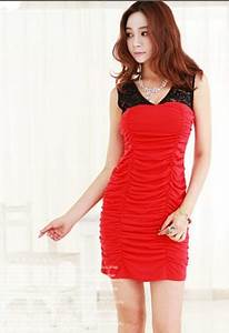 10 best images about red dress korean on Pinterest | Shops Belly bands and Long sleeve