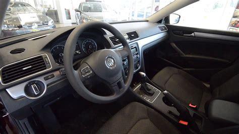 volkswagen passat 2014 interior 2014 volkswagen passat s 2 5l auto new car at trend motors